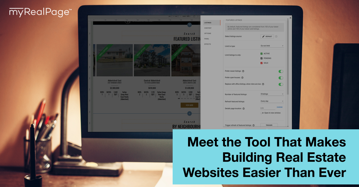Meet the Tool That Makes Building Real Estate Websites Easier Than Ever