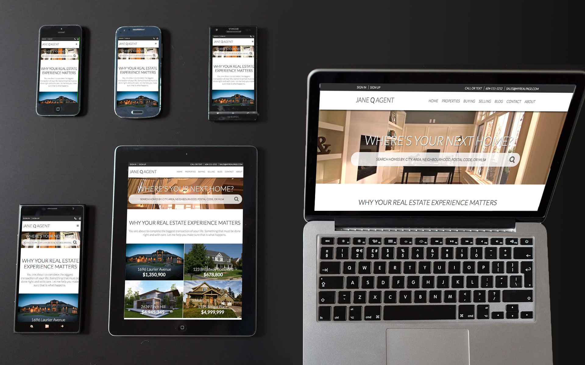 Amazing Websites For Real Estate Agents
