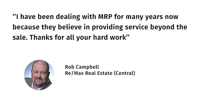 Rob Campbell Testimonial